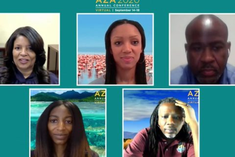 Zoo Conference Brings Black Voices to the Forefront of the Conservation Conversation